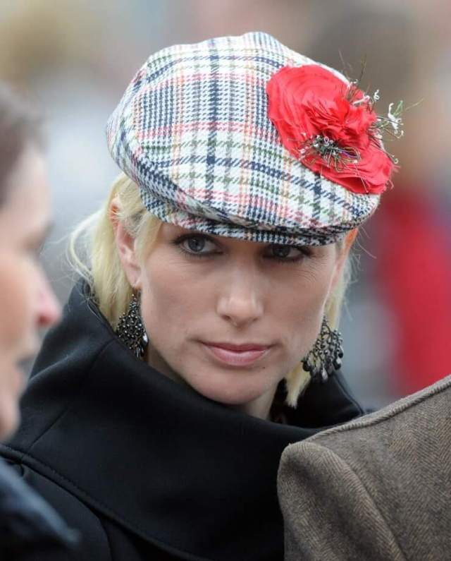 Zara Phillips sexy pictures