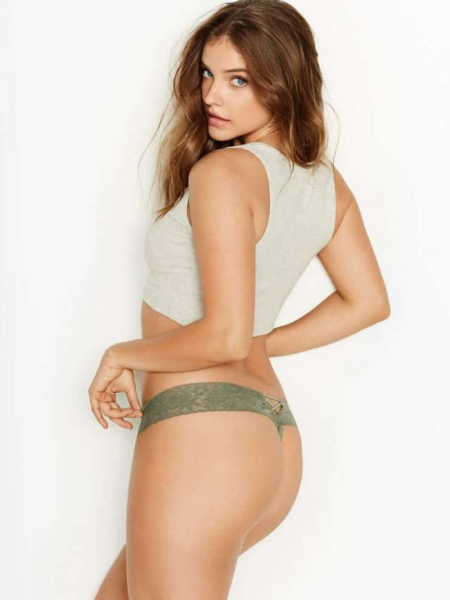 barbara palvin too hot ass