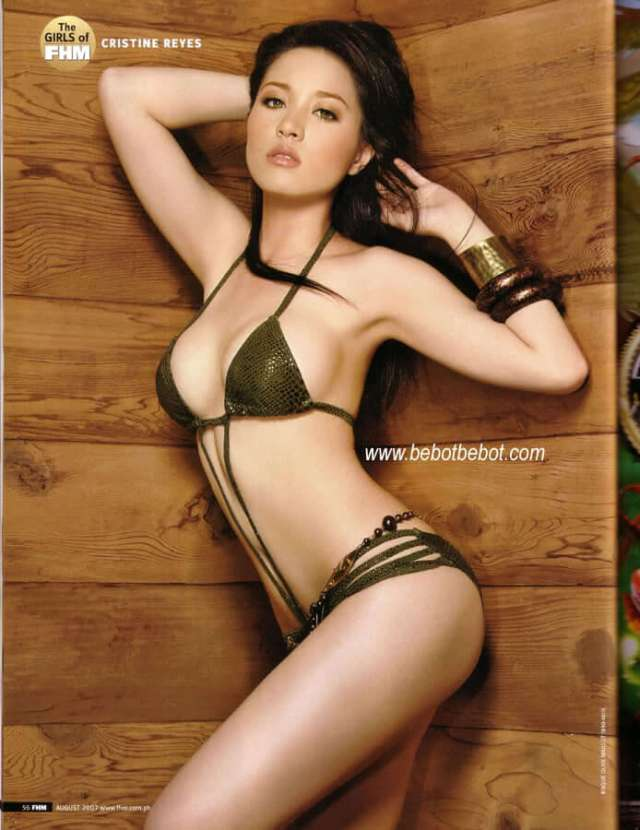 cristine reyes sexy look