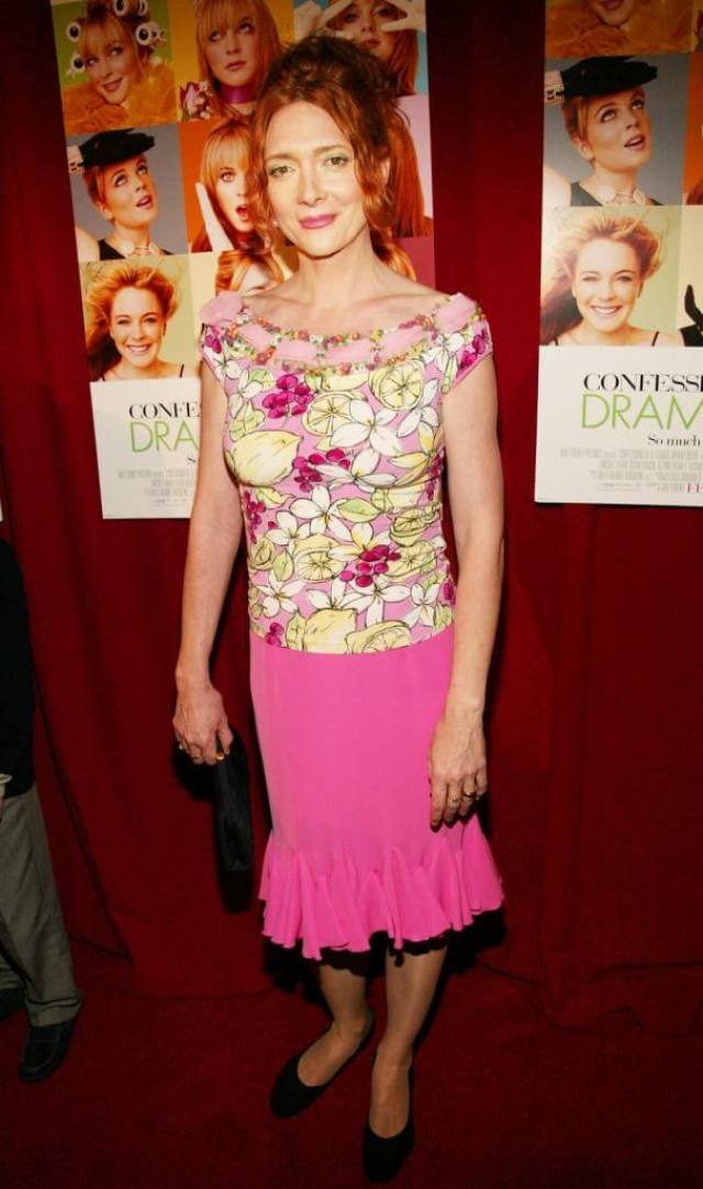 glenne headly awesome look