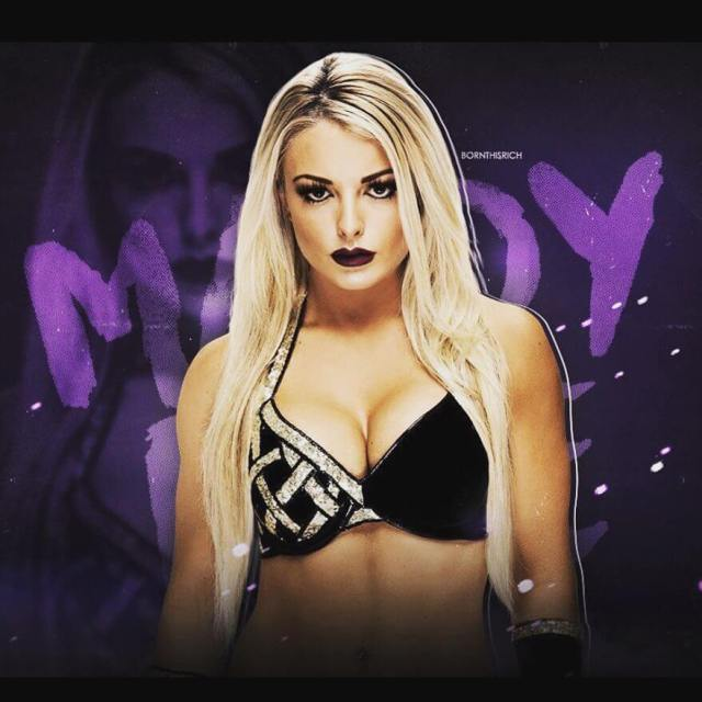 mandy rose angry