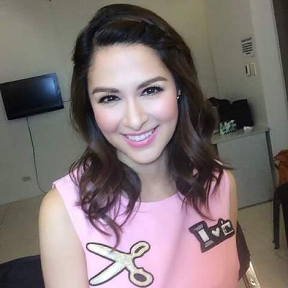 marian rivera cute smile