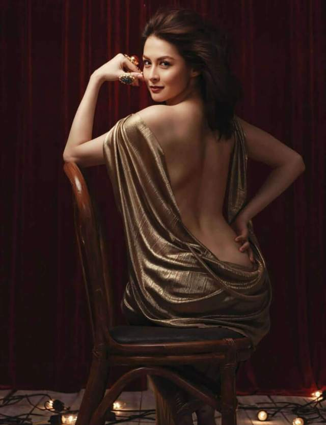 marian rivera hot back
