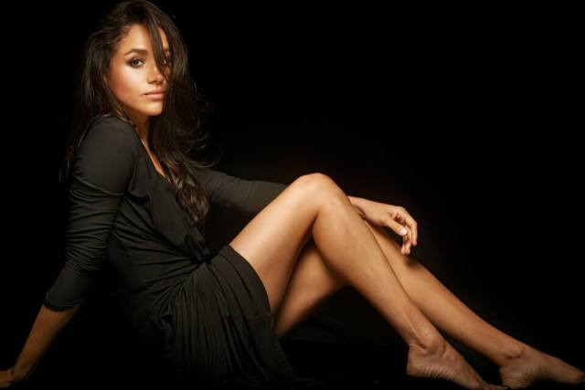 meghan markle sexy thighs
