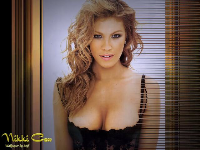 nikki cox hot photo