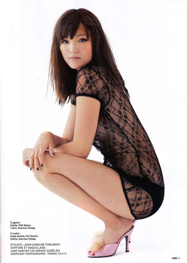 pom klementieff thighs image
