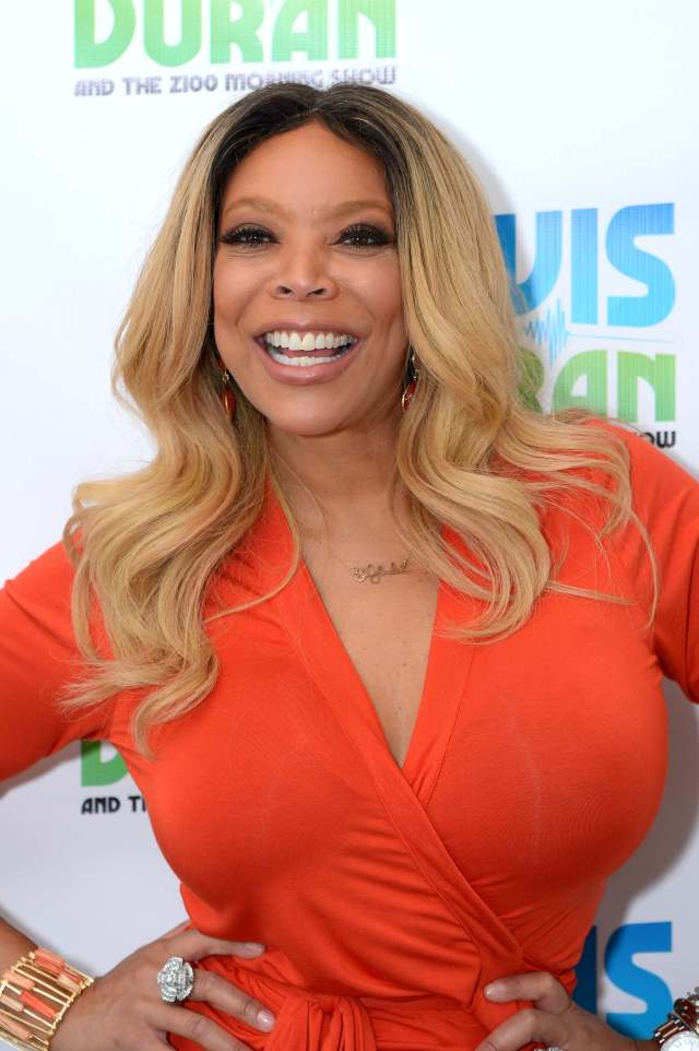 wendy williams amazing look