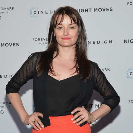 Alison Wright cleavage pic