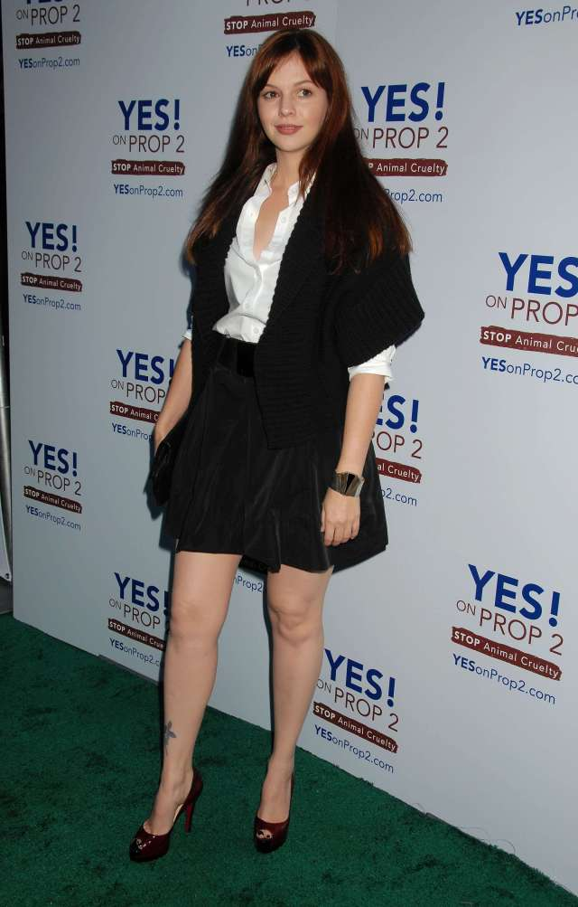Amber Tamblyn hot pictures