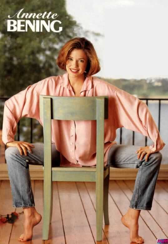 Annette Bening awesome