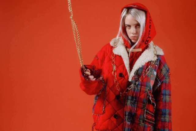 Billie Eilish awesome photo (2)
