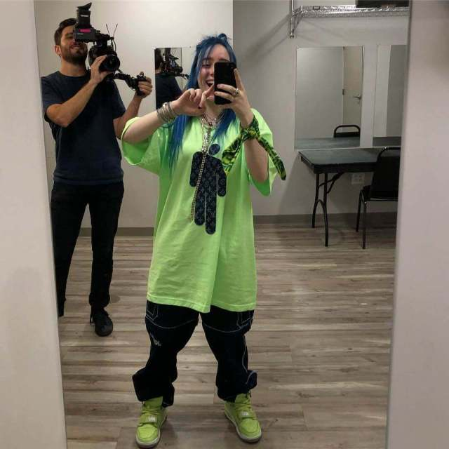 Billie Eilish awesome photo