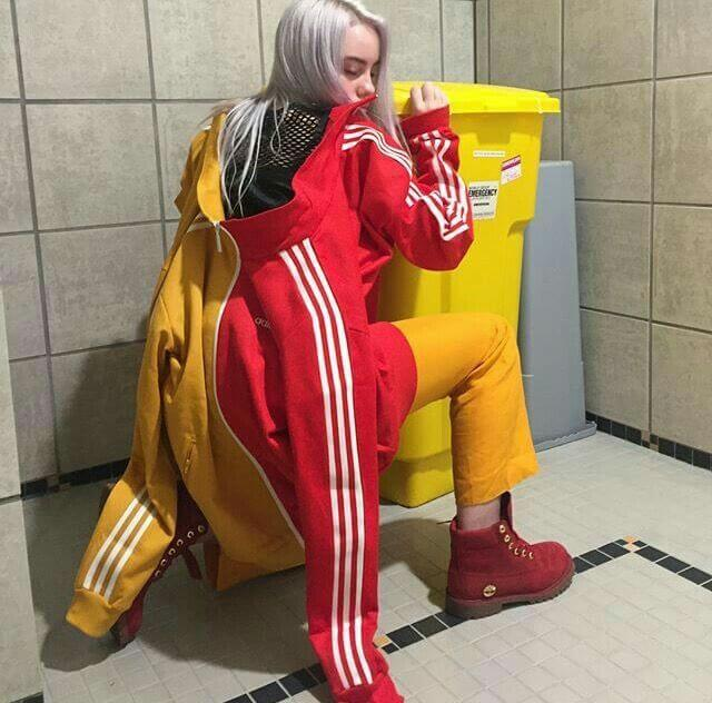 Billie Eilish sexy butt