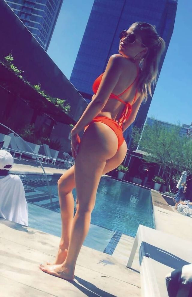 Chanel West Coast hot ass pic