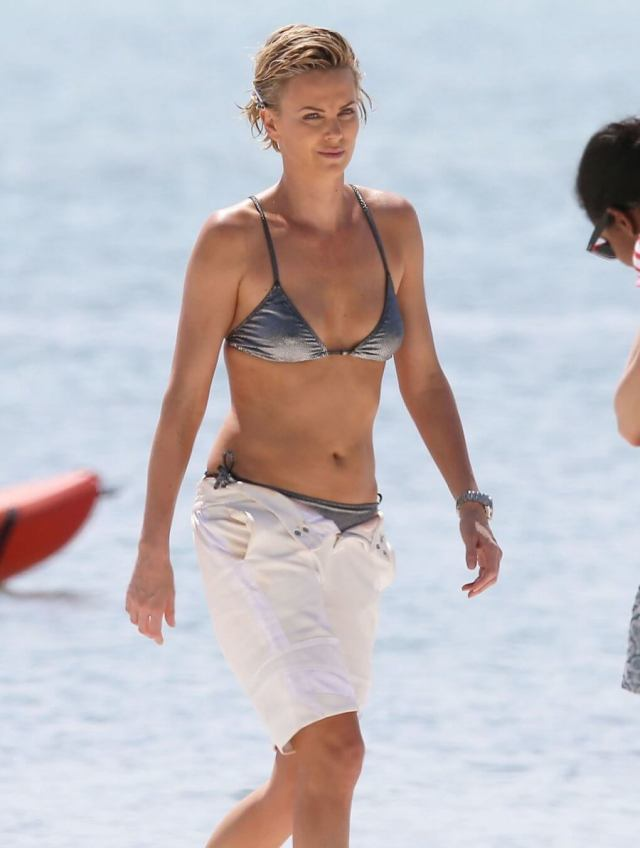 Charlize Theron sexy pic