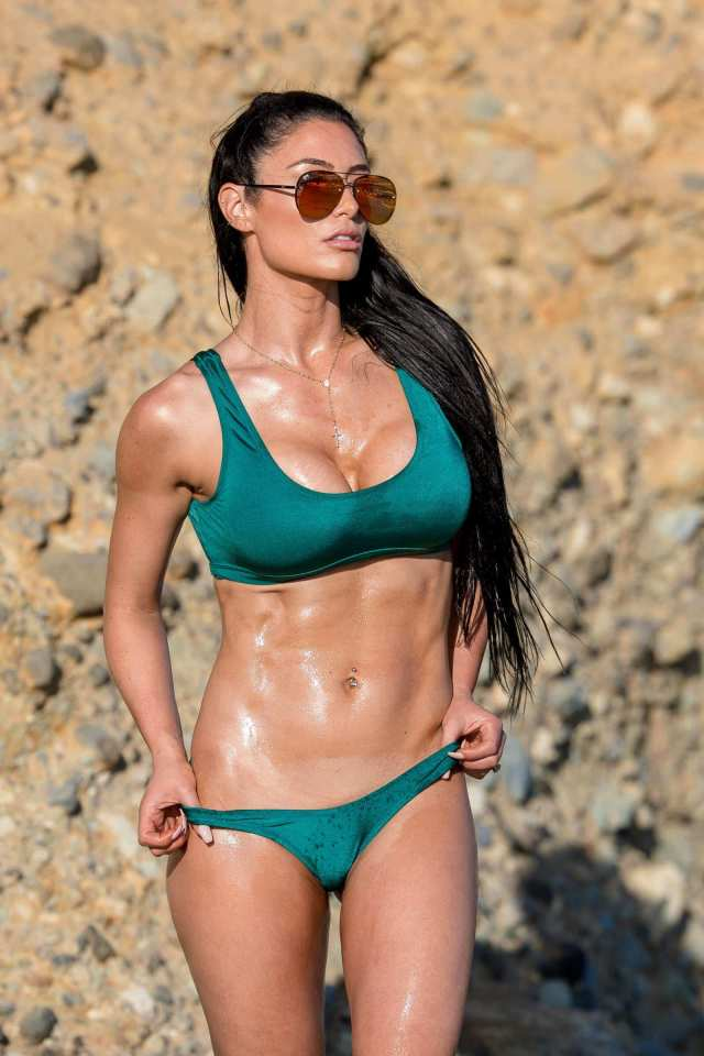 Eva Marie awesome pictures