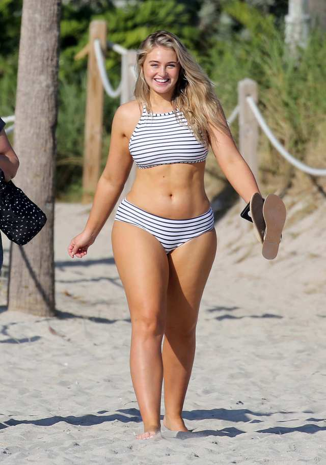 Iskra lawrence awesome picture