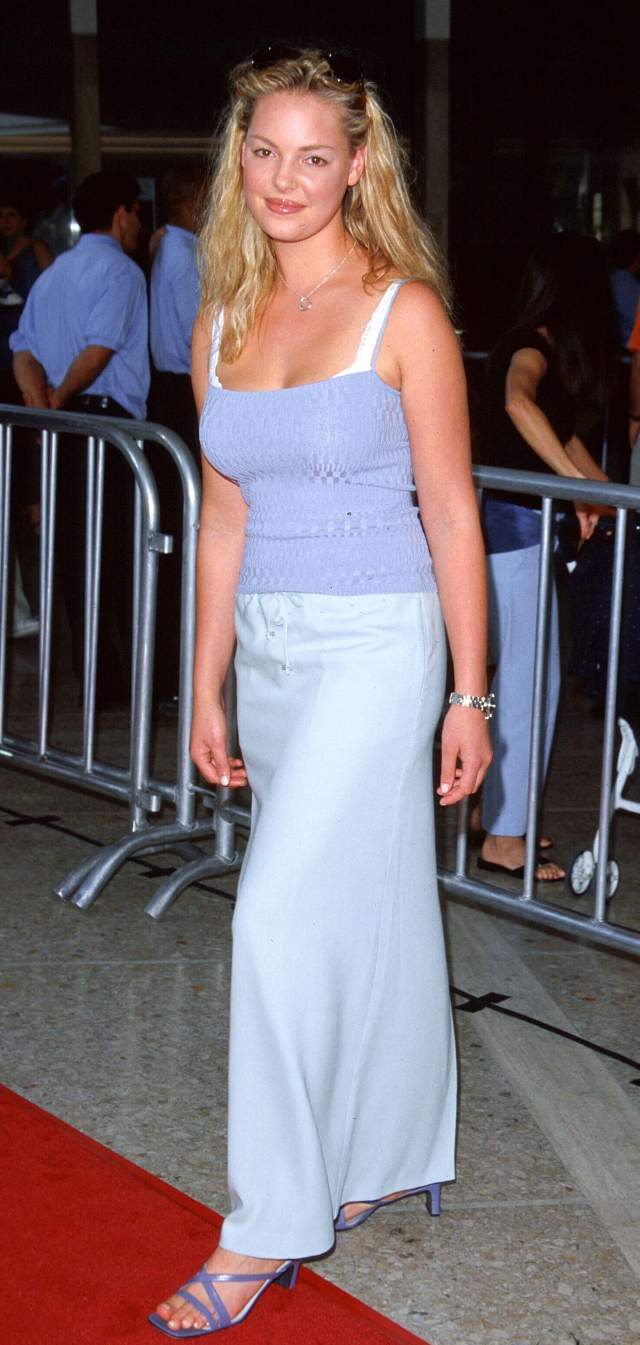 Katherine Heigl hot cleavages pic