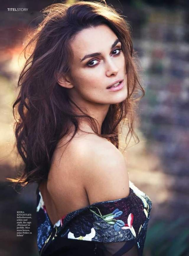 Keira Knightley hot side picture