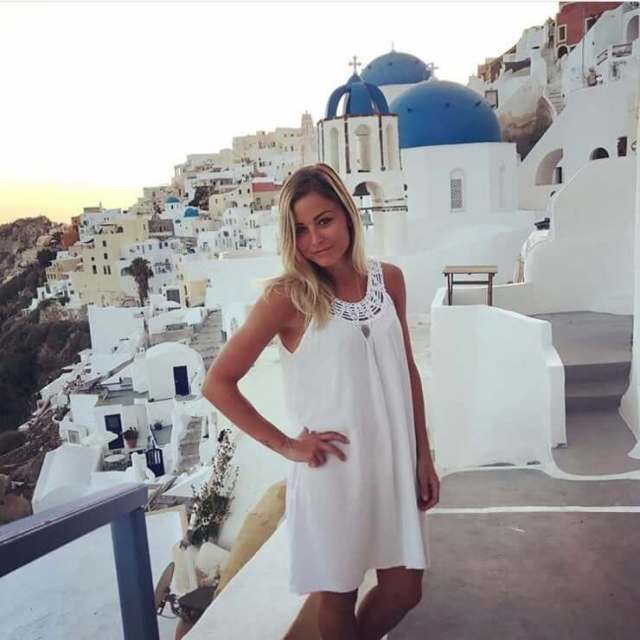 LAURE BOULLEAU sexy white dress
