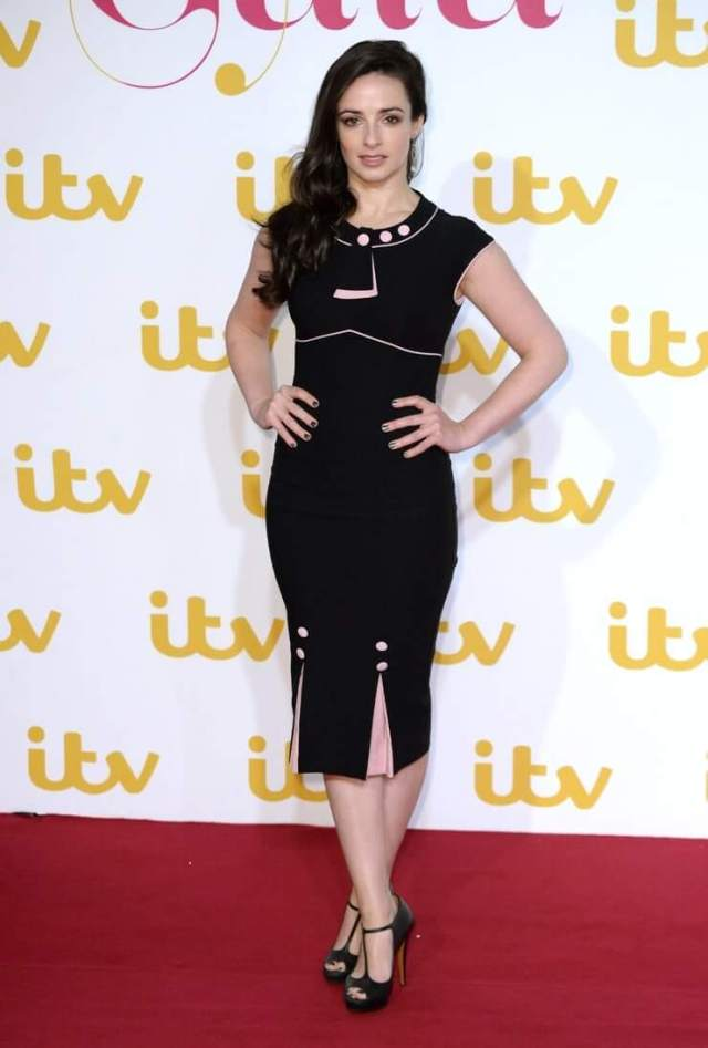 Laura Donnelly black hot (1)