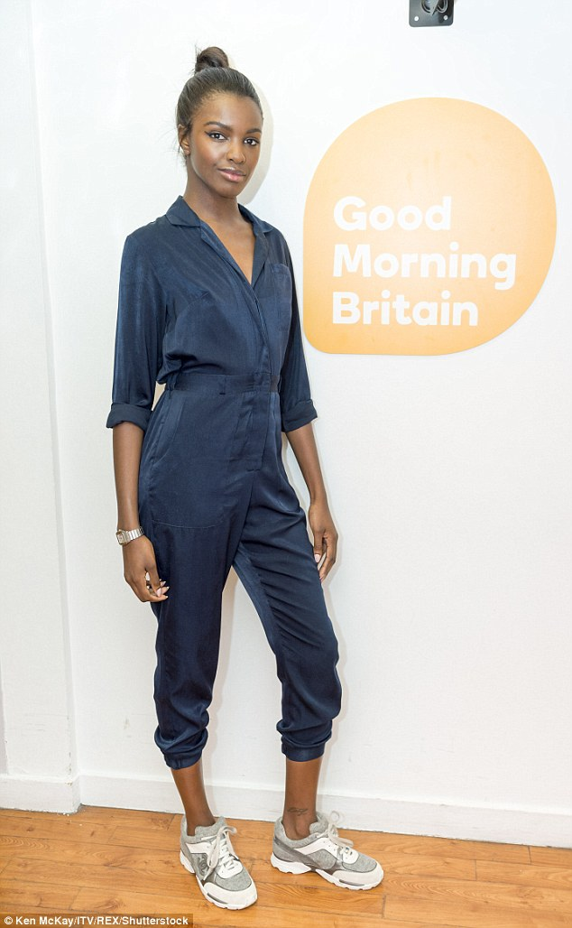 Leomie-Anderson hot and sexy pictures