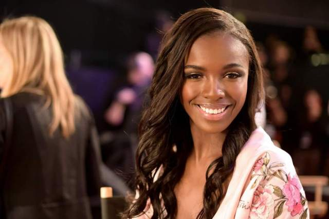 Leomie Anderson lovely smile (2)