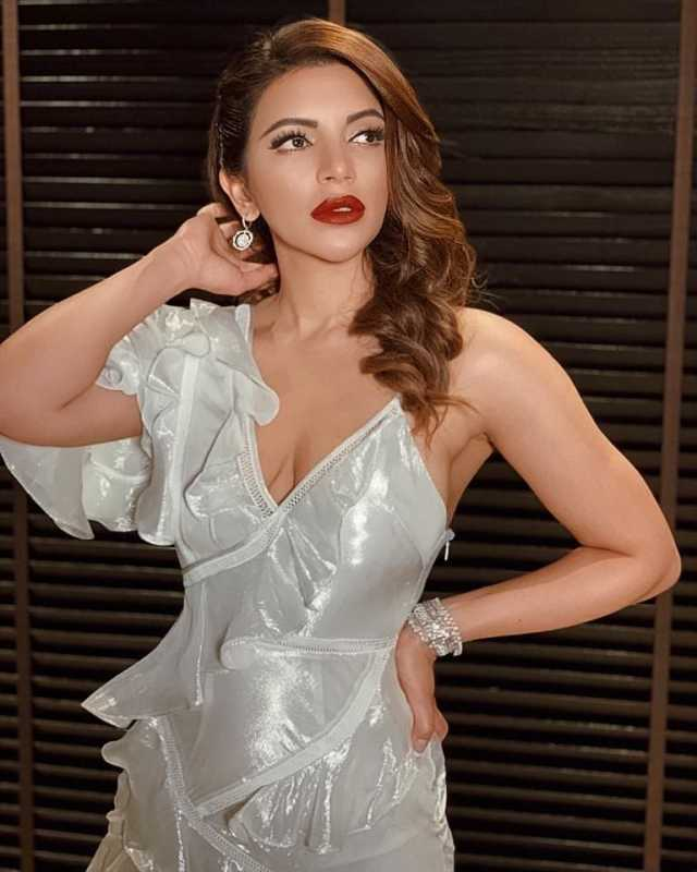 Shama Sikander hot busty pictures