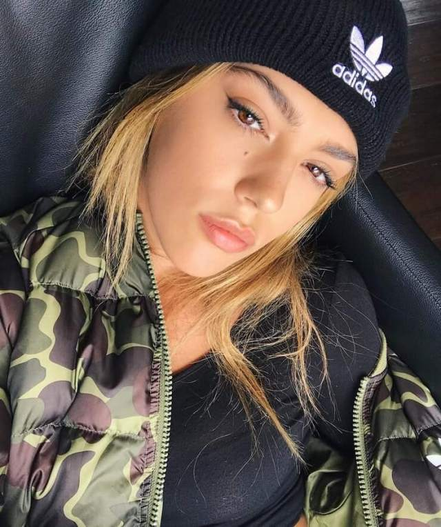 Sistine Rose Stallone sexy pictures (2)