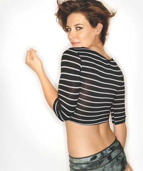 evangeline lilly awesome