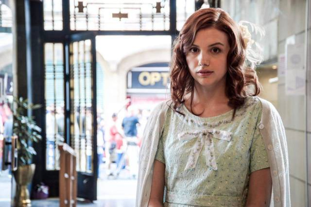 hannah murray hot look picture