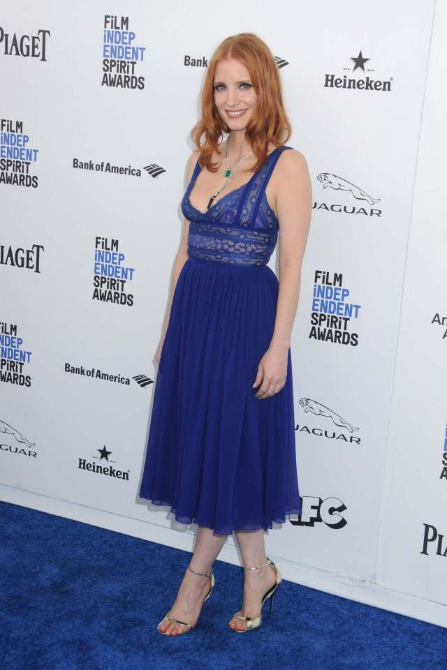 jessica chastain awesome pics