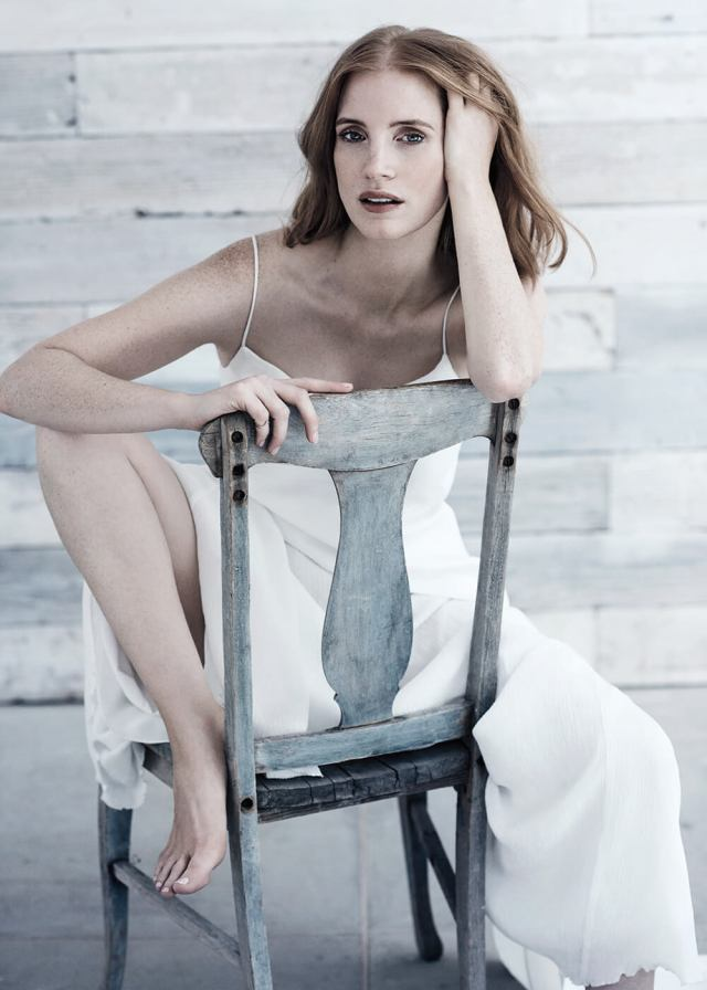 jessica chastain awesome