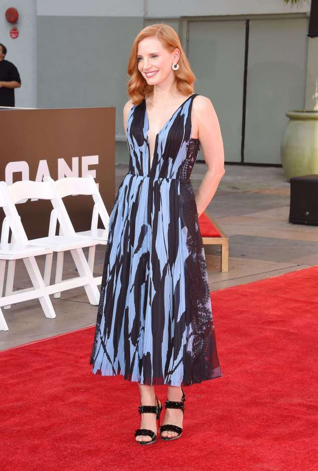 jessica chastain hot photos