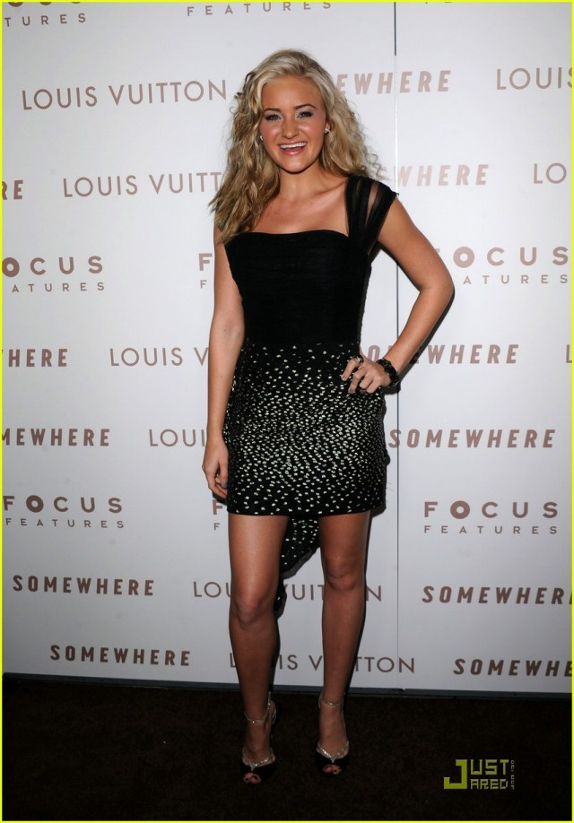 "Premiere Of Focus Features' ""Somewhere"" - Arrivals"