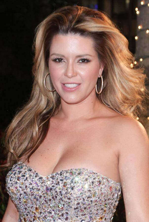 Alicia Machado hot boobs