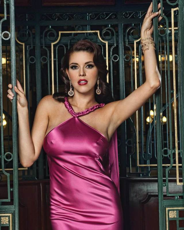 Alicia Machado sexy pictures