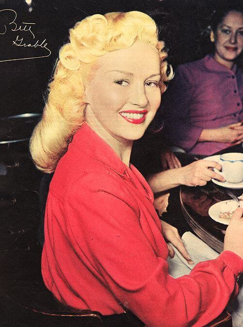 Betty Grable awesome pictures