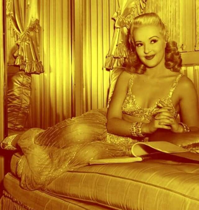 Betty Grable hot pic