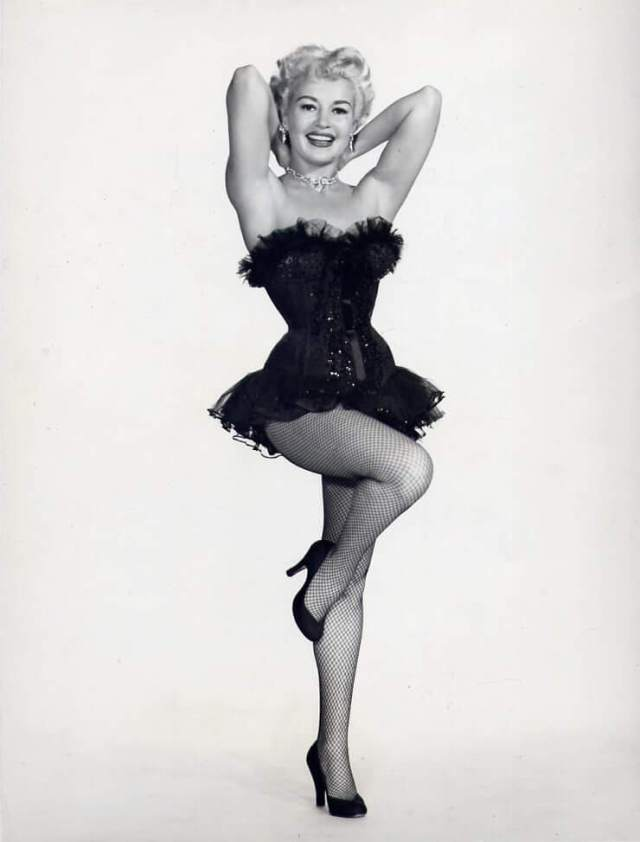 Betty Grable legs awesome