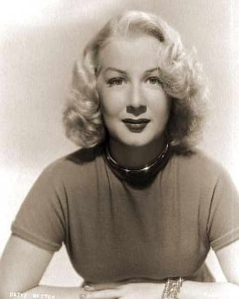 Betty Hutton awesome pic