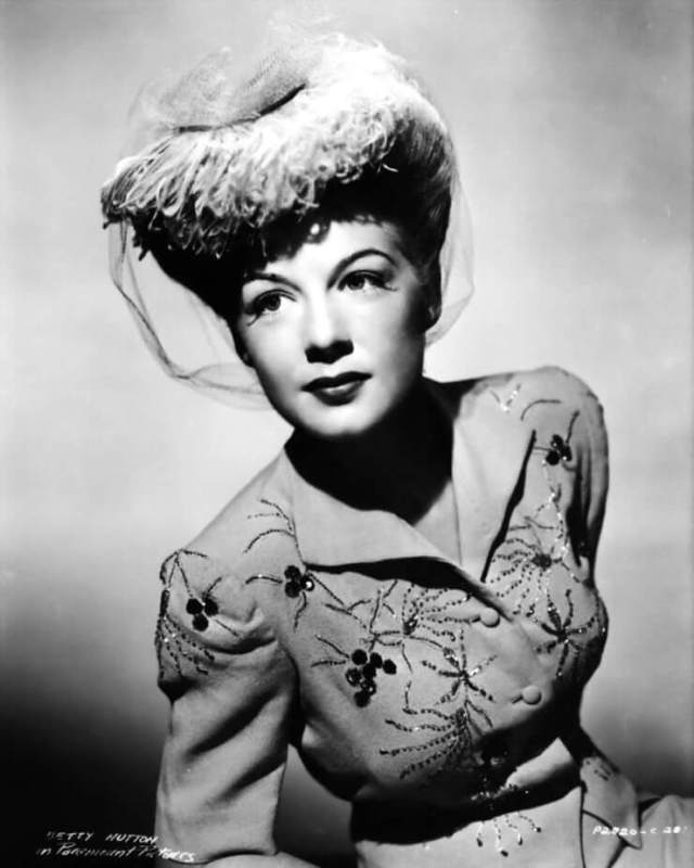 Betty Hutton awesome pictures