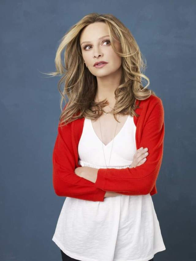 Calista Flockhart awesome pic
