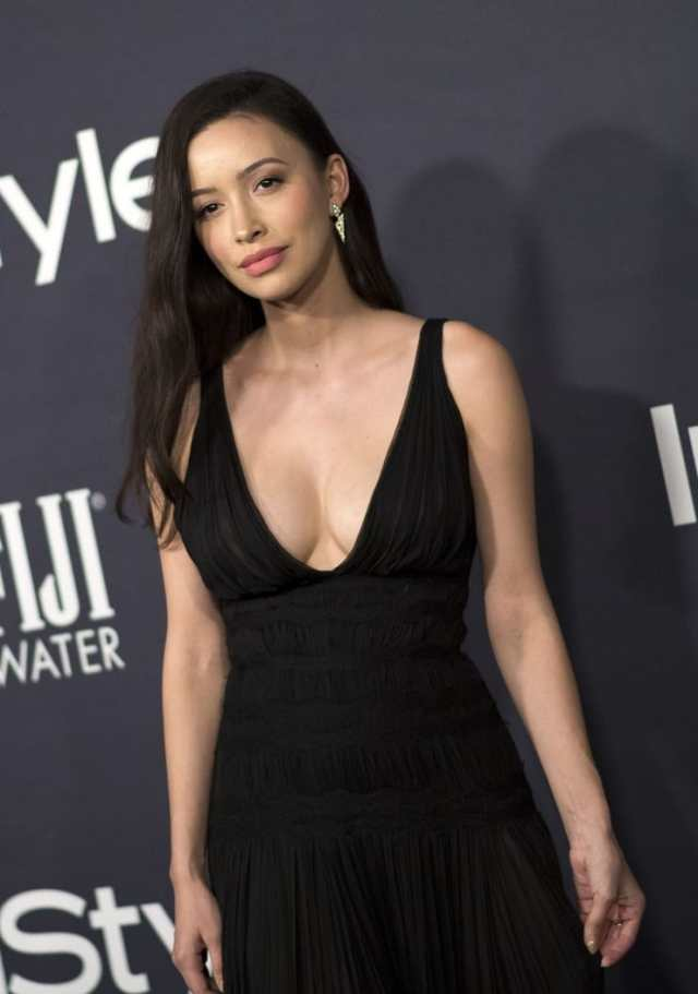 Christian-Serratos awesome cleavage pic (2)