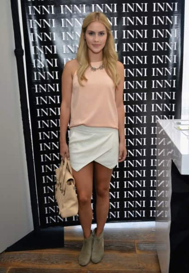 Claire Holt sexy legs (2)
