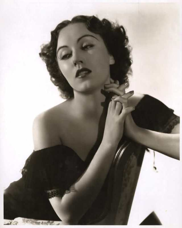 Fay Wray awesome images (1)