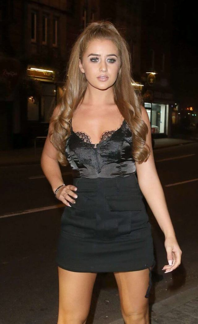 Georgia Steel sexy busty pictures