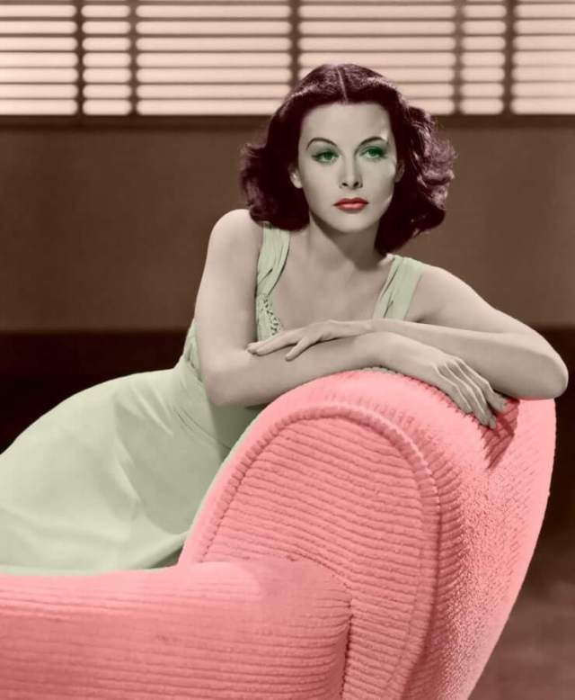 Hedy Lamarr awesome pictures (4)