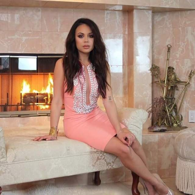 Janel Parrish sexy pictures (1)
