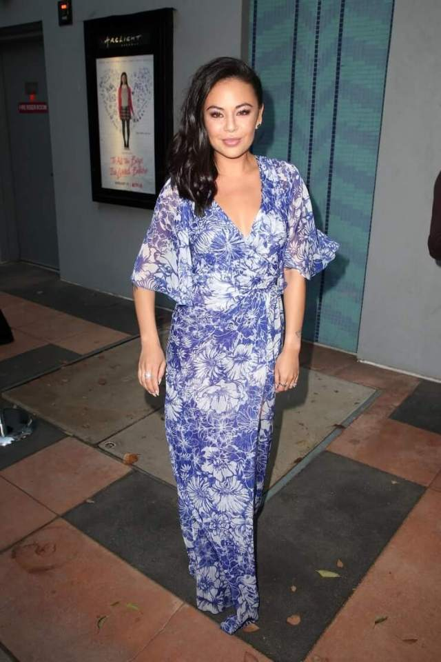 Janel Parrish sexy pictures (8)